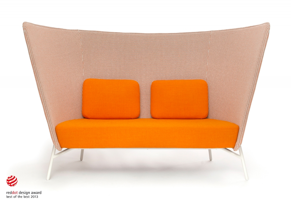 Aura Sofa Sofa. Designed for Inno by Mikko Laakkonen.