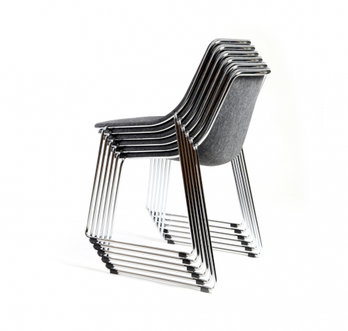 Kola Stack Stackable Chair. Designed for Inno by Mikko Laakkonen.