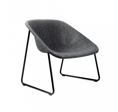 Kola Lounge Easy Chair. Designed for Inno by Mikko Laakkonen.