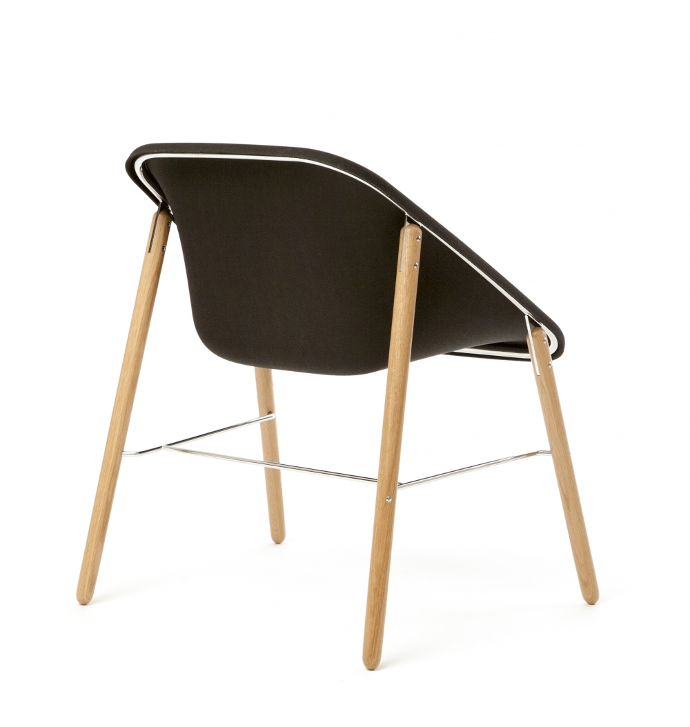 Kola Light Wood Chair. Designed for Inno by Mikko Laakkonen.